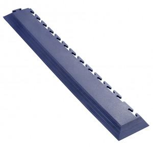 Afwerkrand voor 7 mm Pavilock kliktegels-met hoek blauw