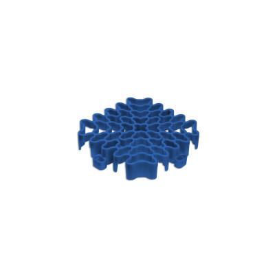 Expansieprofiel voor 18mm kliktegels hoekstuk reflexblauw