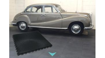 Waar moet een nieuwe garagevloer aan voldoen?