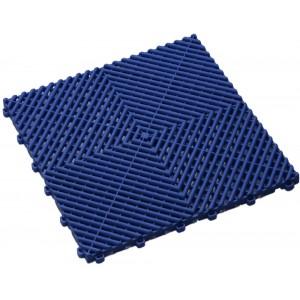 Balkonvloer blauw