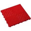 Balkonvloer rood