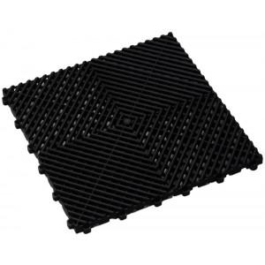 Balkonvloer zwart