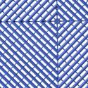 Balkon-terrastegel BoDeck blauw