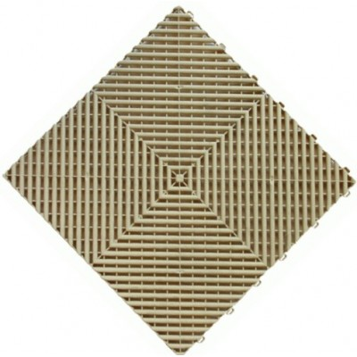 Beursstand-vloer Indoor & Outdoor beige