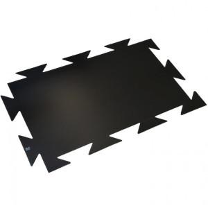 Afdekvloer-kliktegel-zwart