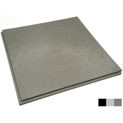 Horecavloer BoFix 10 mm pvc lip-lastegel GL vloeilijnstructuur grijs