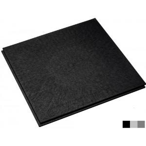 Horecavloer BoFix 10 mm pvc antislip lip-lastegel R13-V6-structuur zwart