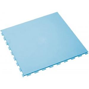 Aanbieding Pvc Kliktegel 7 mm Gulf-blauw