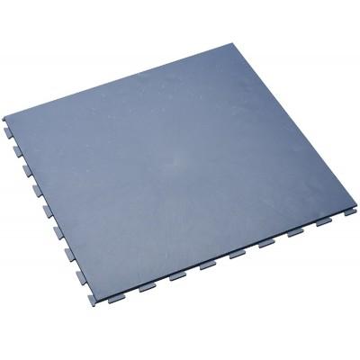 Garagevloer kliktegel 7 mm lichtblauw