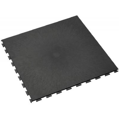 Werkplaatsvloer kliktegel 7 mm antraciet