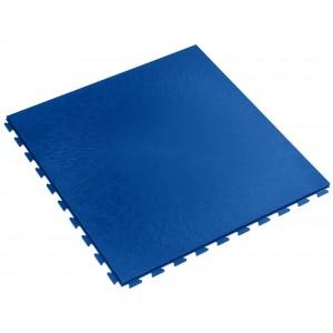 Werkplaatsvloer waterdicht; kliktegel 7 mm blauw