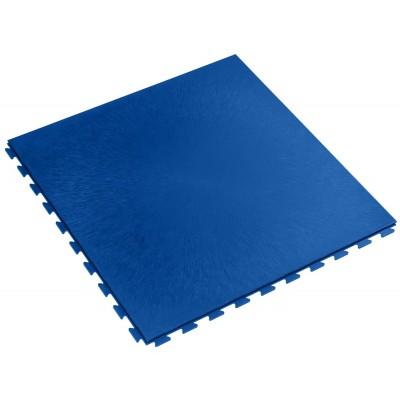 Bedrijfsvloer waterdicht; kliktegel 7 mm blauw