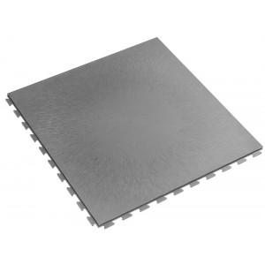Industrievloer waterdicht; kliktegel 7 mm grijs