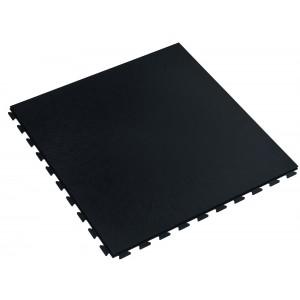 Werkplaatsvloer Bolock waterdicht; kliktegel 7 mm zwart