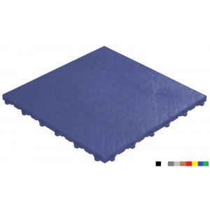 Fitnessvloer BoPelle blauw