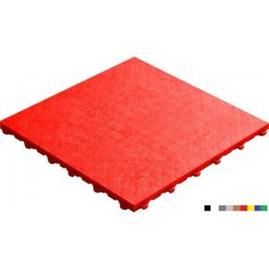 Fitnessvloer BoPelle rood