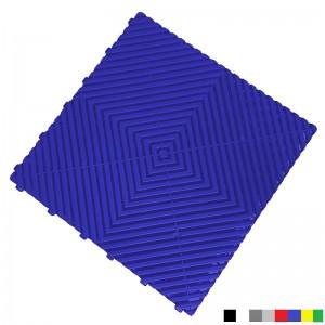 Garagevloer BoPlano blauw
