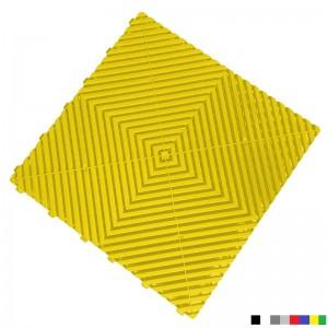 Garagevloer BoPlano geel