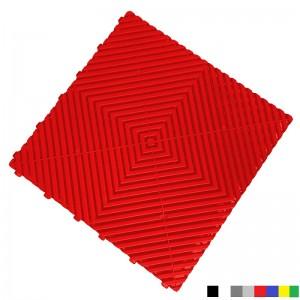 Garagevloer BoPlano rood