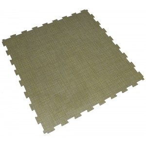 Bedrijfsvloer BoSiwent groot-formaat kliktegel 914x914 mm groen
