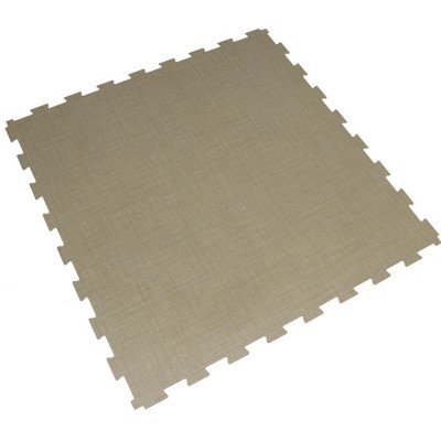 Groot formaat kliktegel 914x914 mm beige