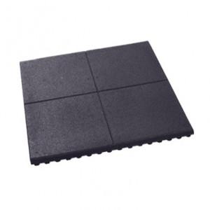 Staltegel-rubber-1000x1000 x40mm-zwart