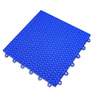 Sportvloer-Kliktegel-blue