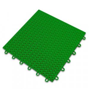 Sportvloer-Kliktegel-groen