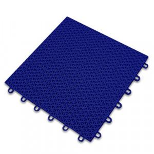 Sportvloer-Kliktegel-donkerblauw