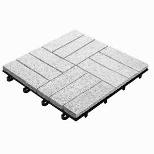 Terrastegel-toplaag natuursteen Graniet