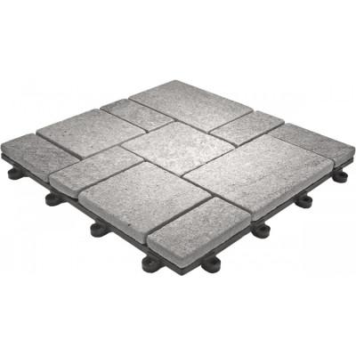 Terrastegel Kwarts grijs