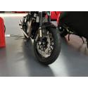 Garagevloer pvc industrie kliktegel 7 mm zwart