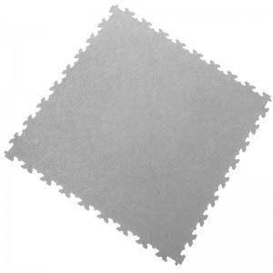 ESD kliktegel 7 mm licht-grijs