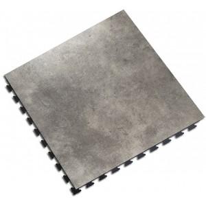 Bedrijfsvloer design kliktegel 10 mm natuursteen-look