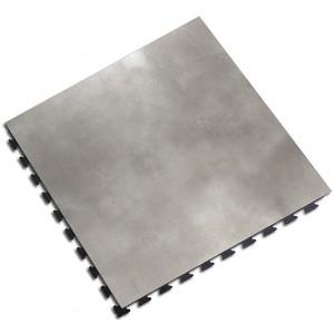 Bedrijfsvloer design kliktegel 10 mm  beton-look-grijs